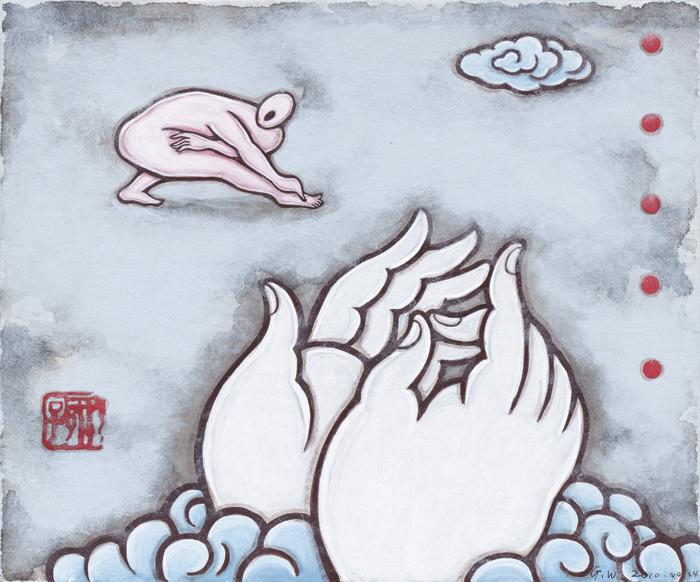 Buddha's Hand #24