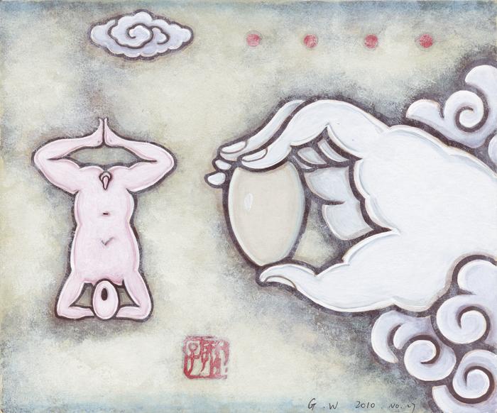 Buddha's Hand #27