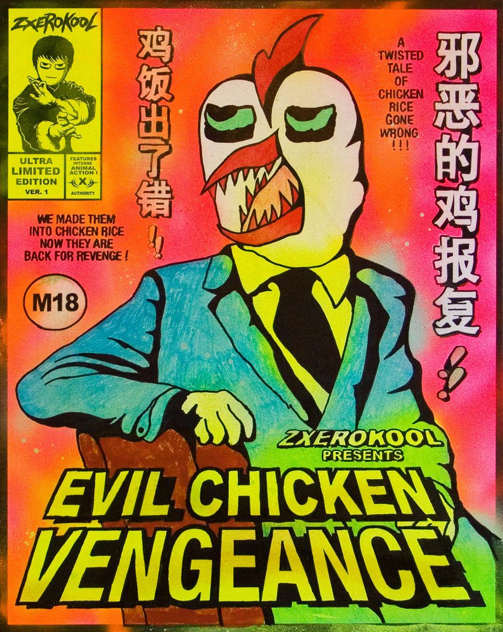 Evil Chicken Vengeance