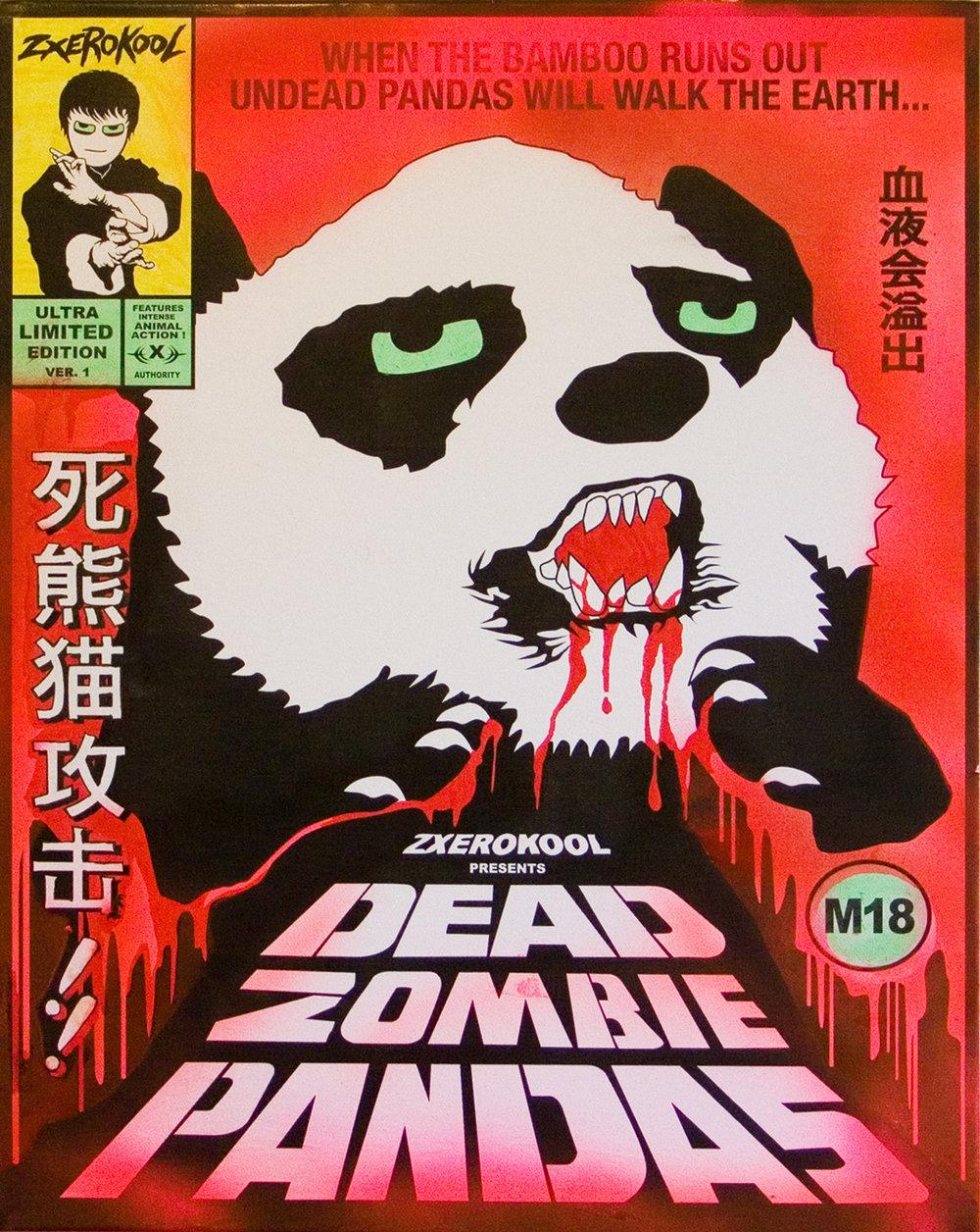 Dead Zombie Pandas