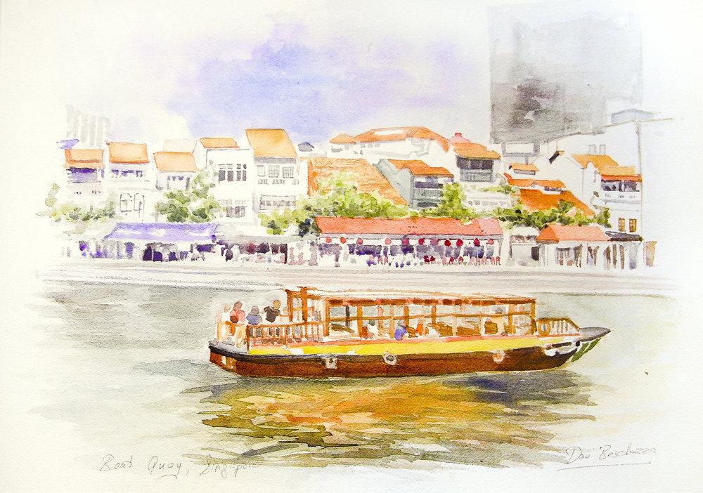 Boat Quay no. 2