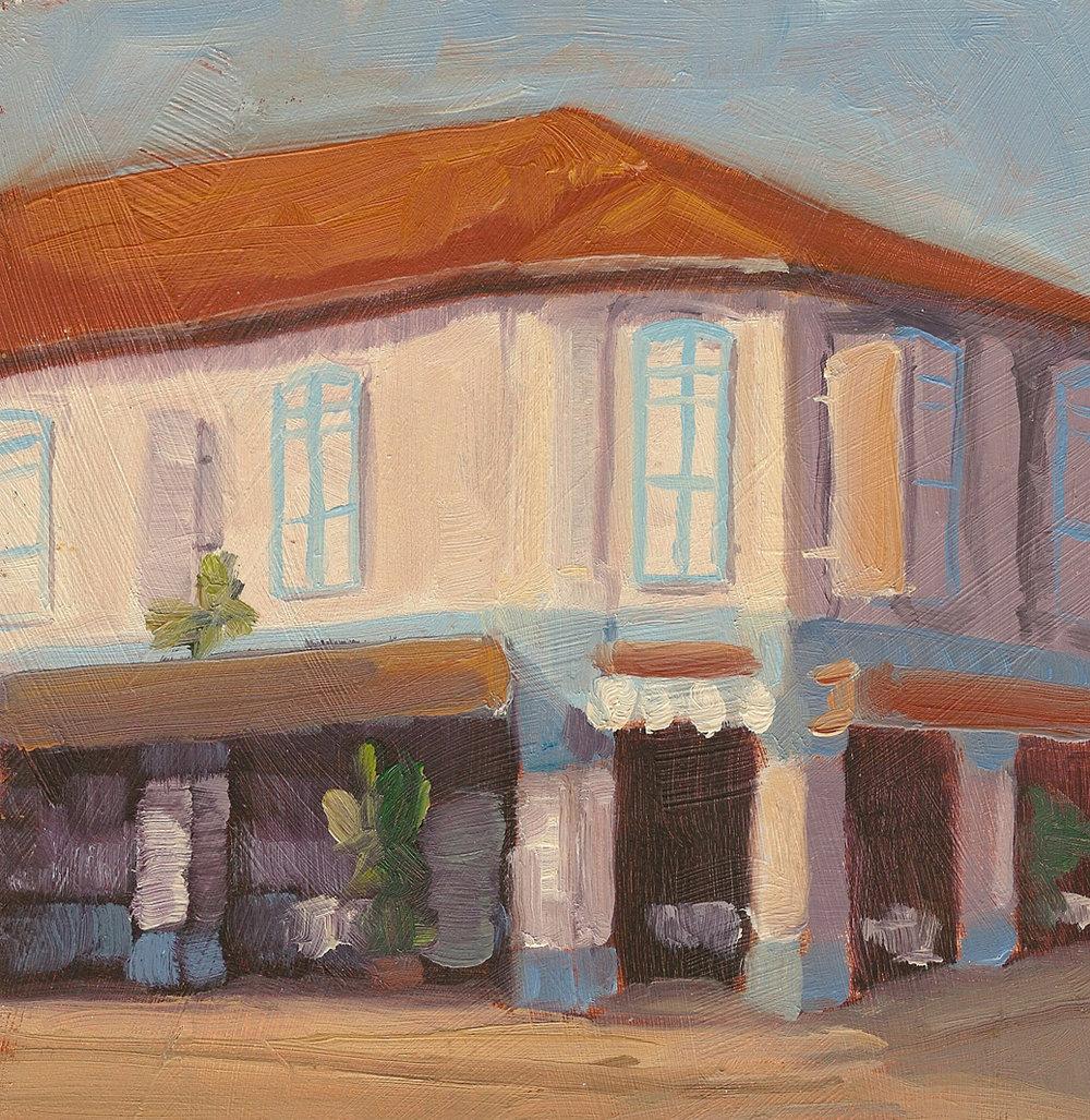 Singapore Heritage Shophouse no.54