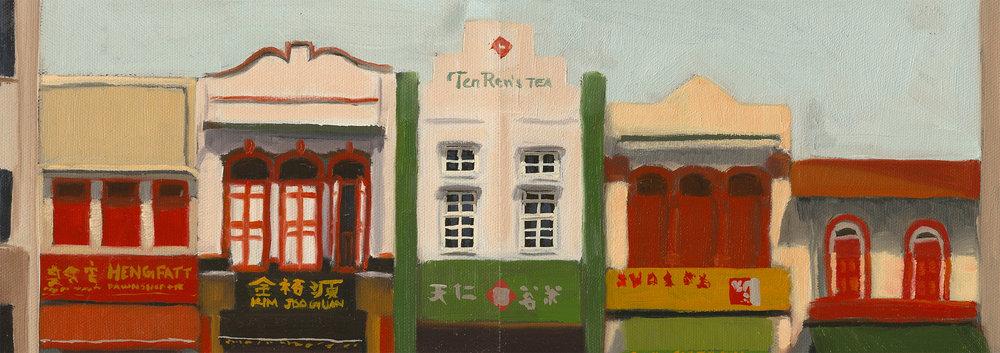 Singapore Heritage Shophouse no.68