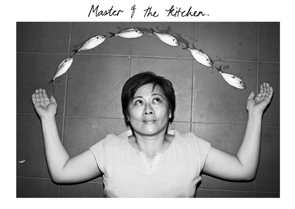 Master of the Kitchen