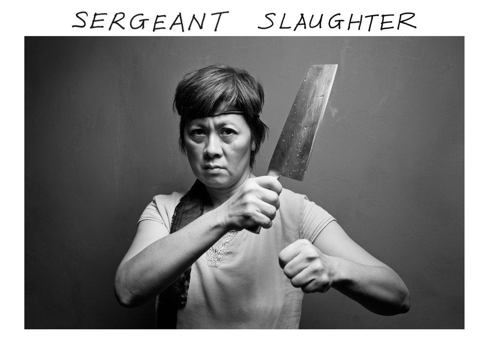 Sergeant Slaughter