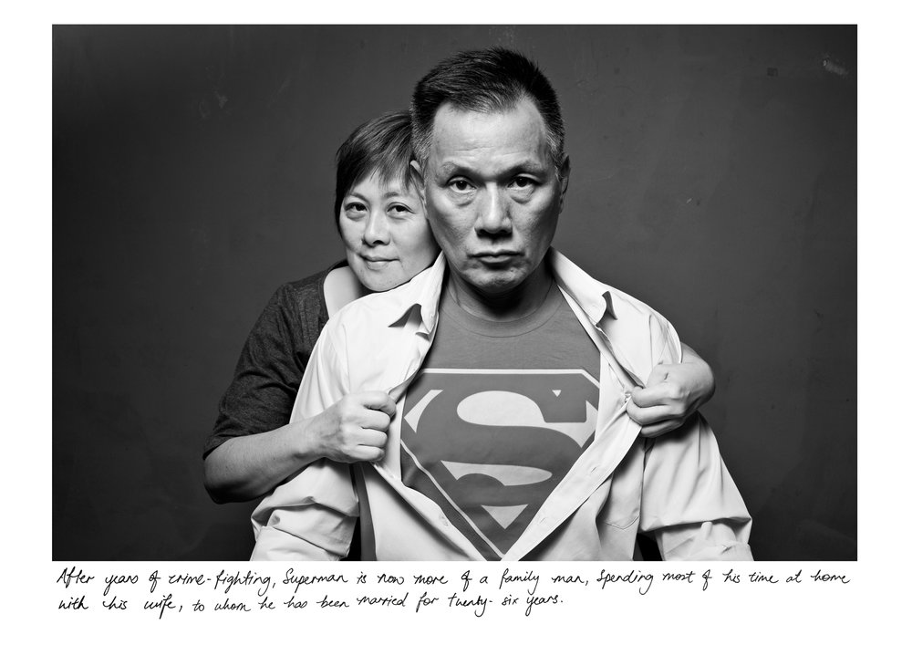 Superman and Wife