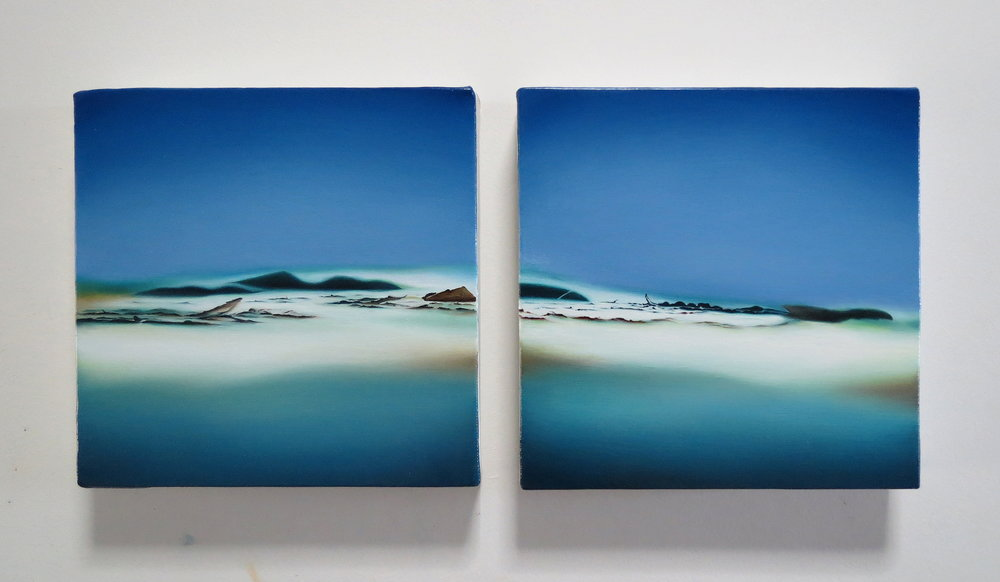 Visions from the Night's Dream - Diptych