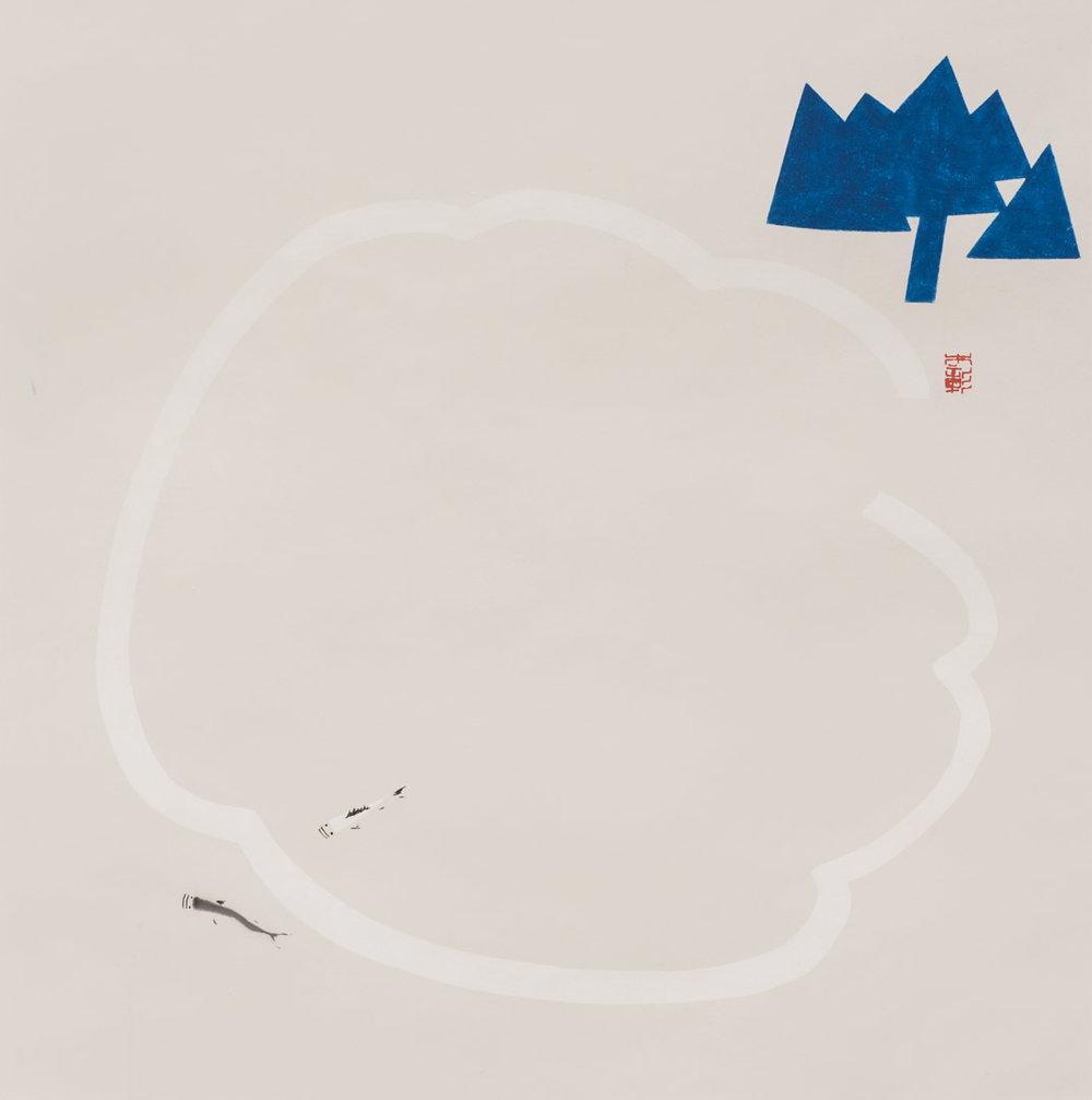 浮云 Cloud adrift