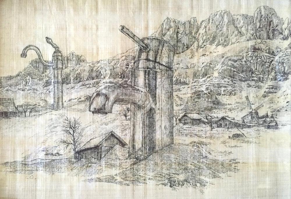 Nomad's Land Series – Mountain Inn