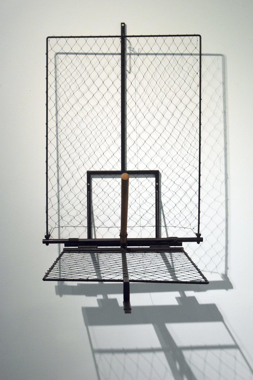 Human Trap (Black Square) (left)