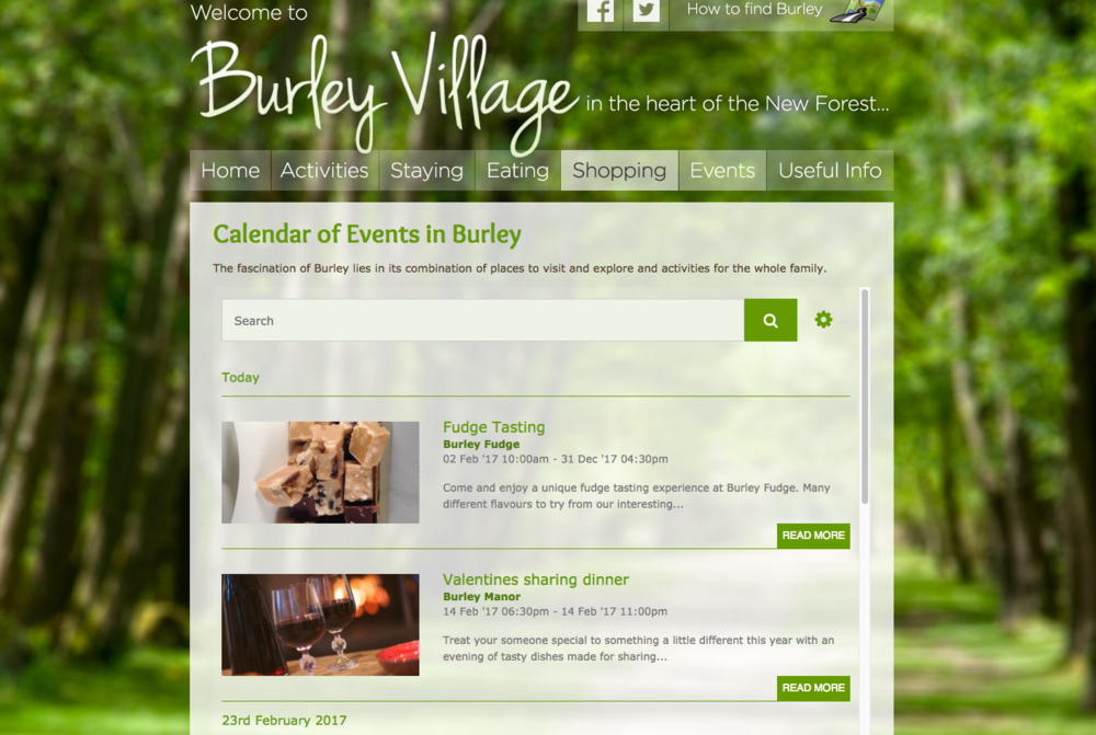 What's On in Burley