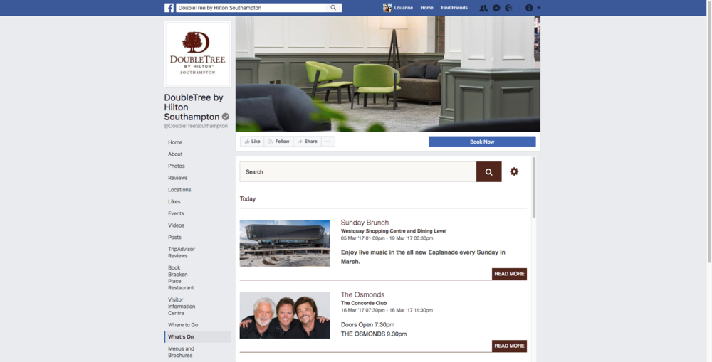 DoubleTree What's On Facebook.png