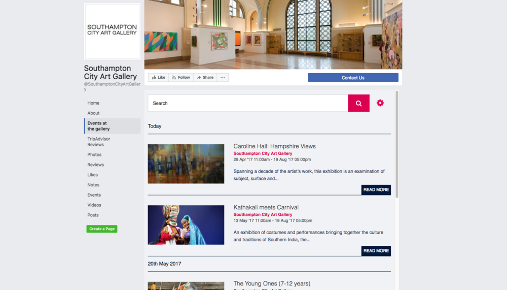 Southampton Art Gallery Facebook Page.png