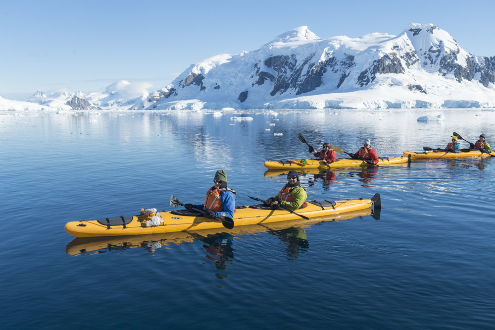 The amazing excursions you can do on an Aurora Expedition!