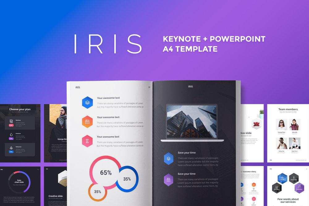 A4 IRIS Presentation -