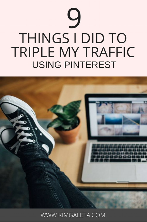 Want to know how to grow your blog using Pinterest? How to increase blog traffic, make money blogging? Learn these blogging tips and blogging resources.