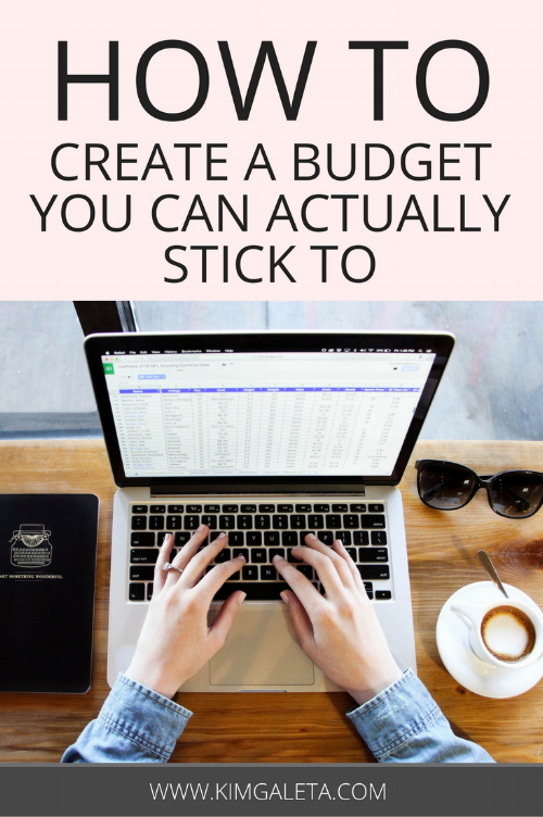 Ready to take control of your finances? Learn how to create a budget with these simple steps. You have to learn how to create a budget if you want to achieve financial success.