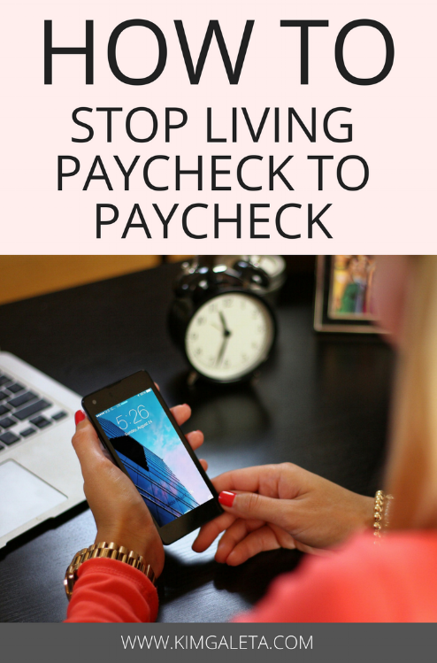 Want to know how you can stop living paycheck to paycheck? Check out these money saving tips and frugal living ideas to manage your money the right way.