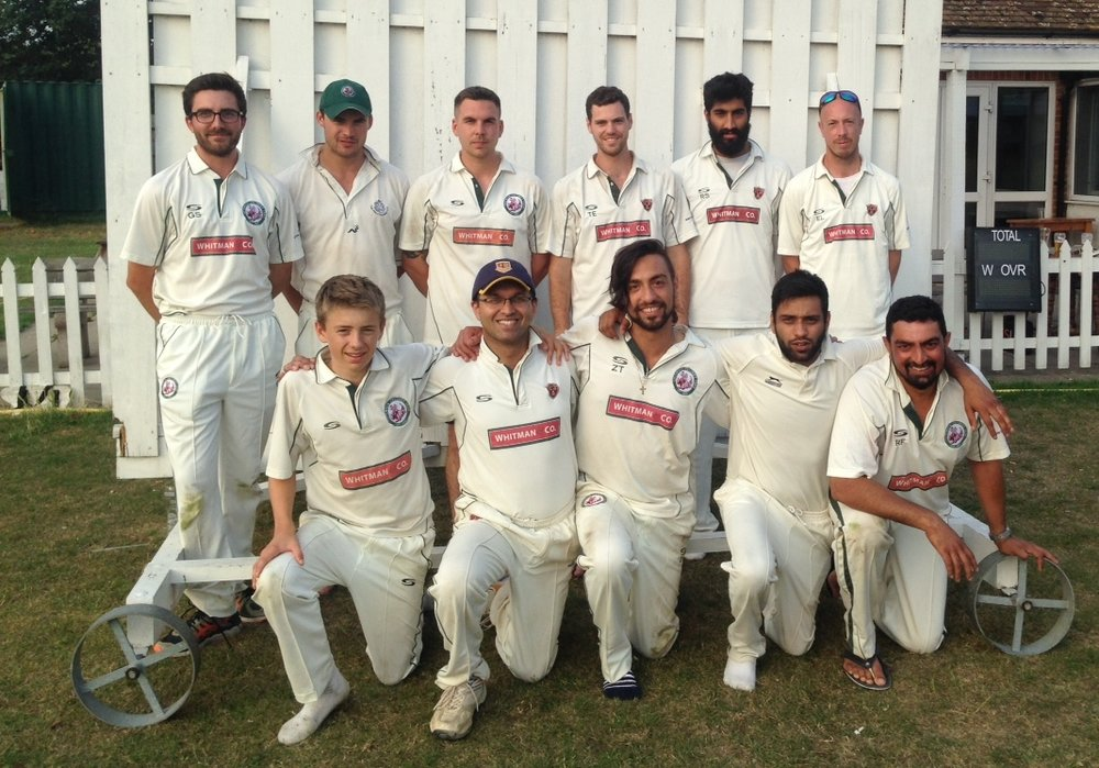 Chiswick CC First XI 2016
