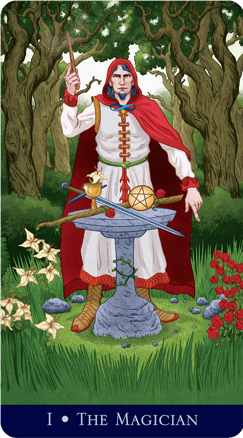 The Magician Tarot Card Meaning