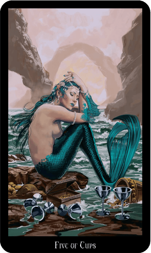 Five of Cups Tarot Card Meaning