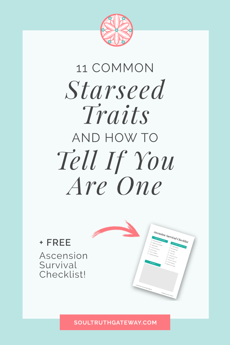 11 Common Starseed Traits And How to Tell If You Are One | Soul