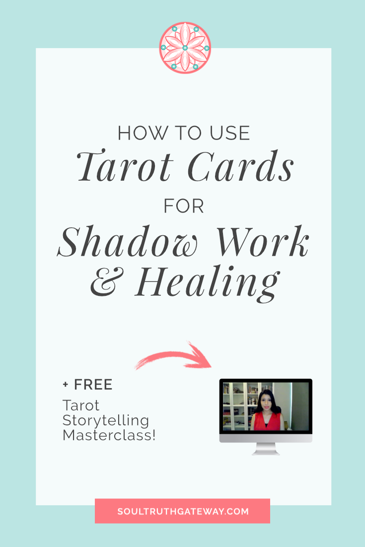 How to Use Tarot Cards for Shadow Work and Healing