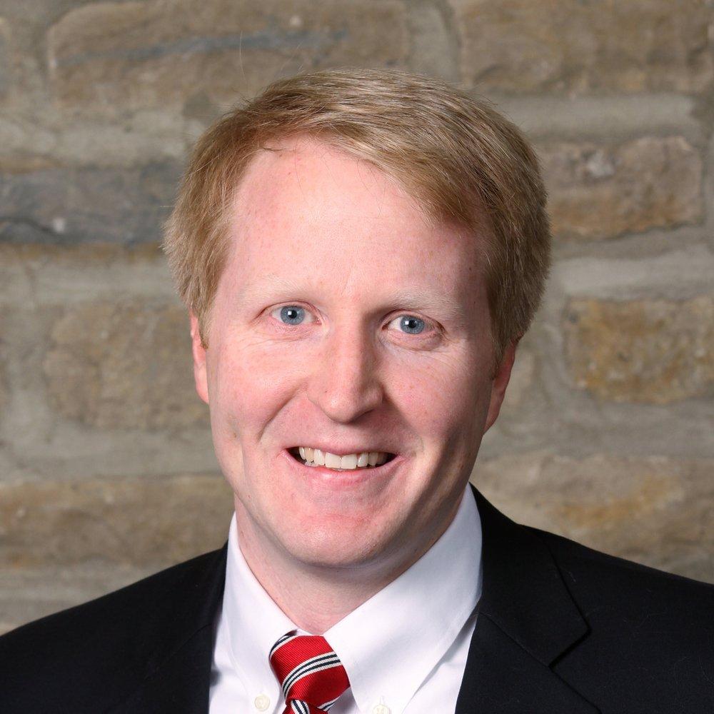 Brendan King, President