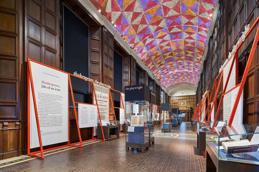 Folger Shakespeare Library Pentagram Washington, DC