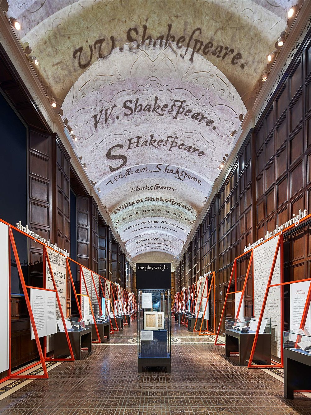 Folger Shakespeare Library Pentagram Washington, DC