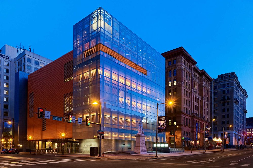 National Museum of American Jewish History Philadelphia, PA