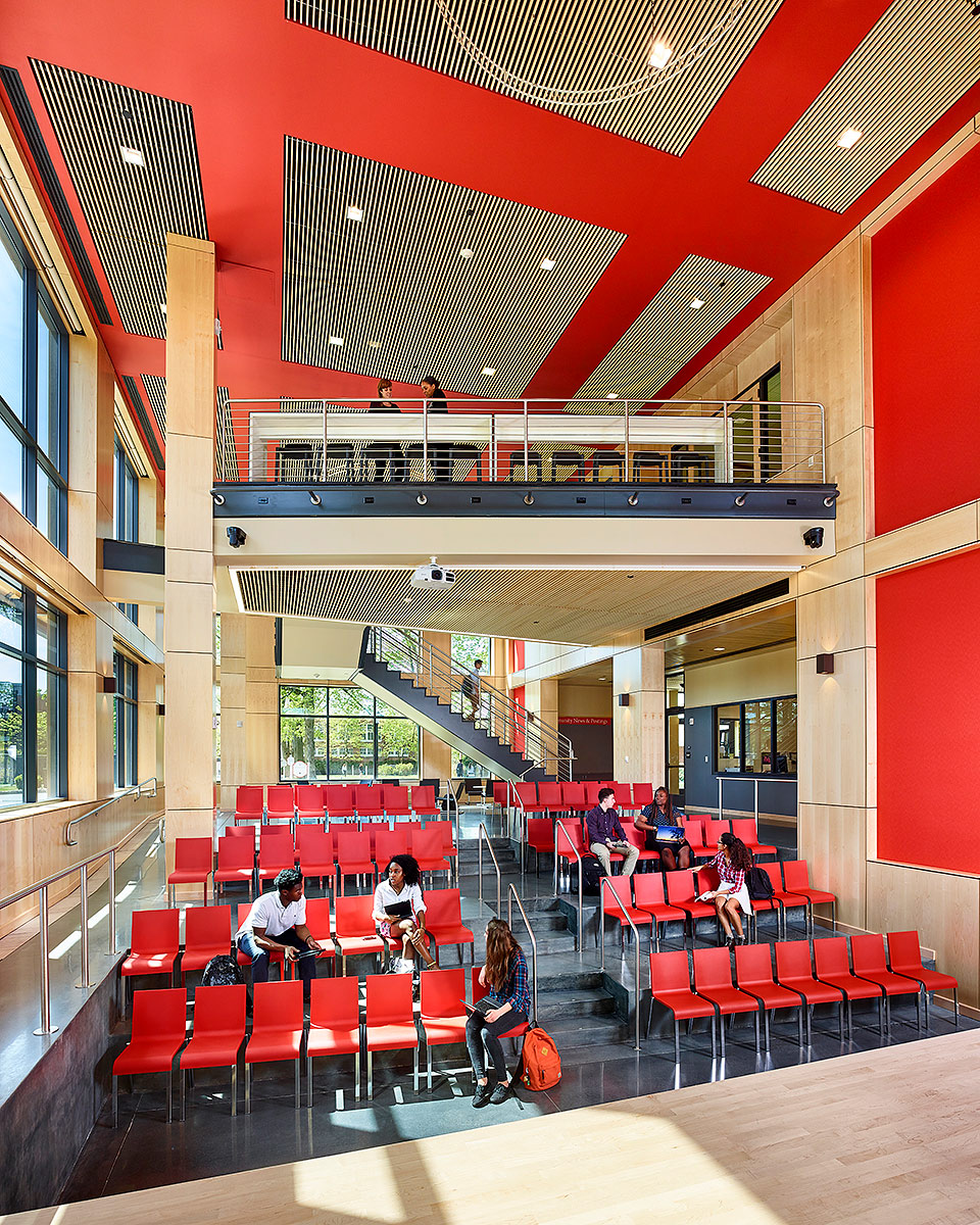 Pennington School Voith & Mactavish Architects Pennington, NJ