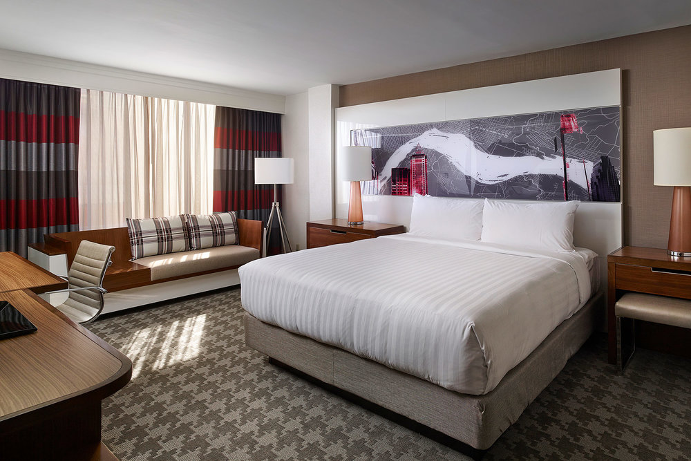 Sonesta Hotel BLT Architects Philadelphia, PA