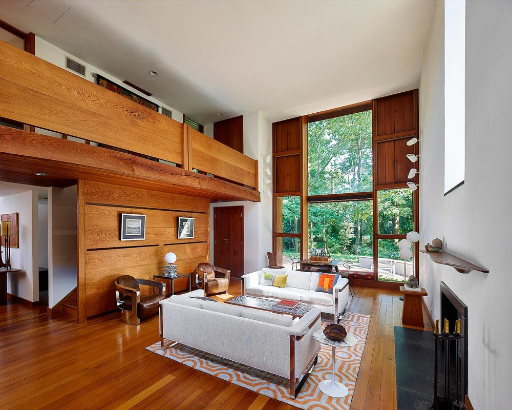 Margaret Esherick House k YODER design Philadelphia, PA