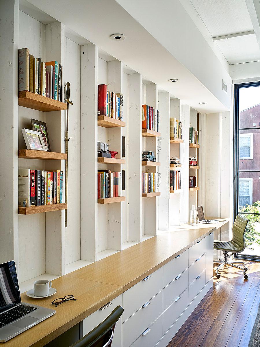 Private Residence Rasmussen / Su Philadelphia, PA