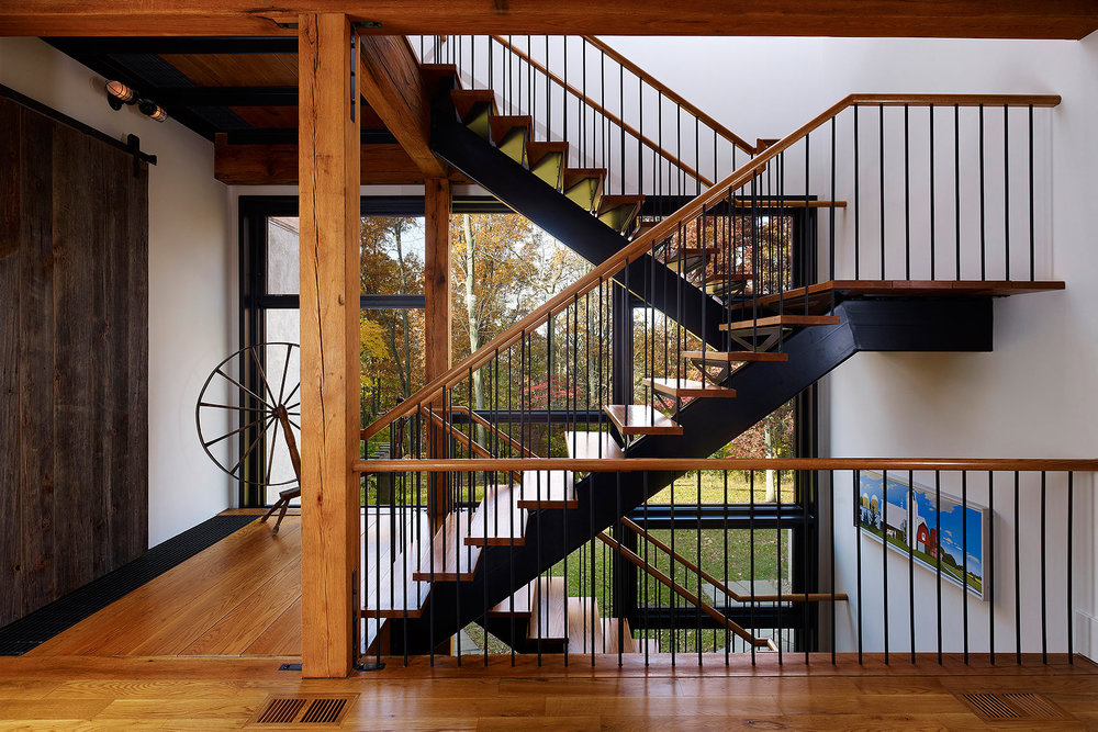 Bragg Hill Residence Moger Mehrhof Architects West Chester, PA