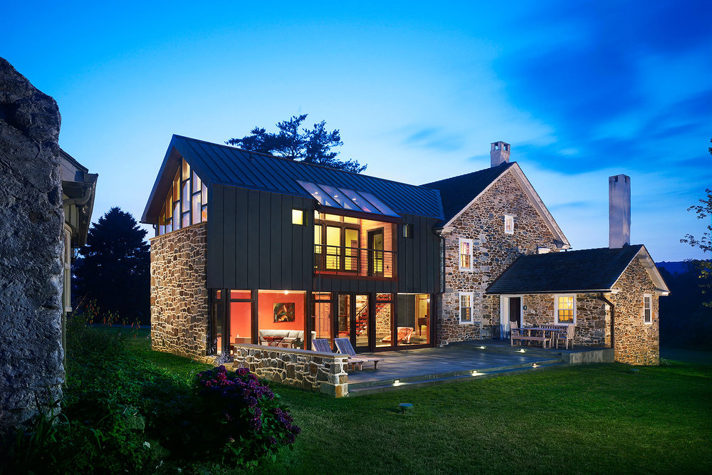 Private Residence Wyant Architecture Elverson, NJ