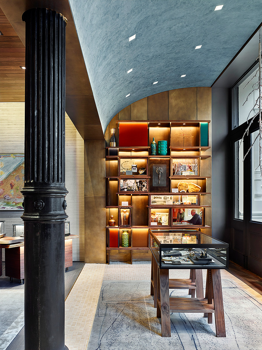 David Yurman Soho Flagship Boutique New York, NY