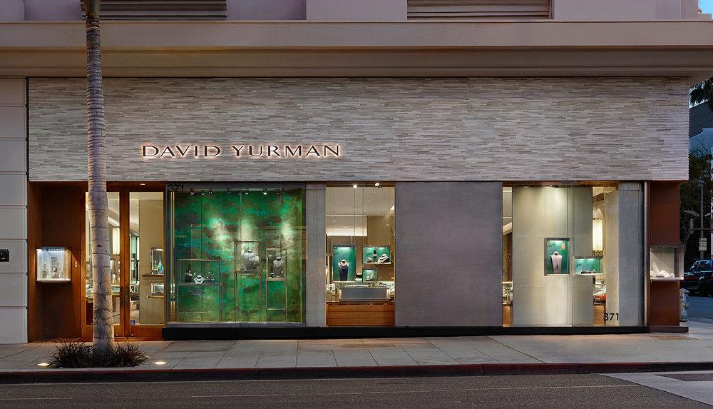 David Yurman Rodeo Drive Beverly Hills, CA