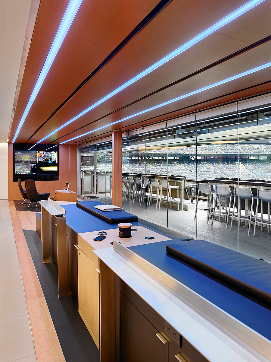 SAP Suite at MetLife Stadium Ewing Cole East Rutherford, NJ