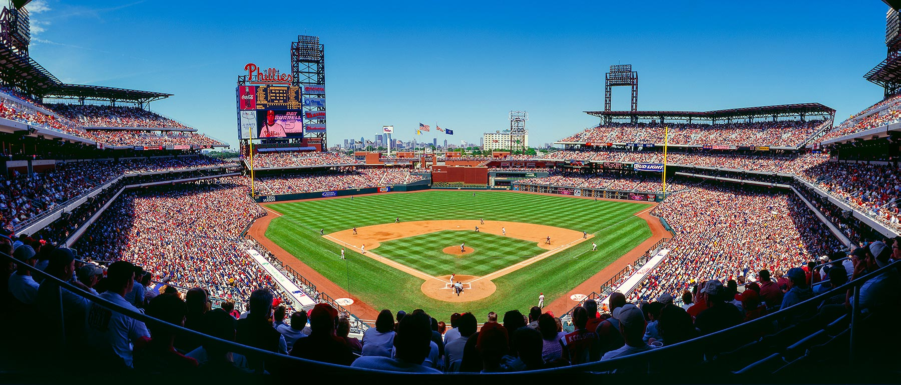 Education stadia and arenas sports and leisure healthcare residential - Citizen S Bank Park Ewing Cole Philadelphia