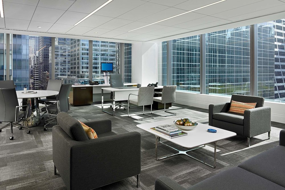 Verizon Executive Offices HOK New York, NY
