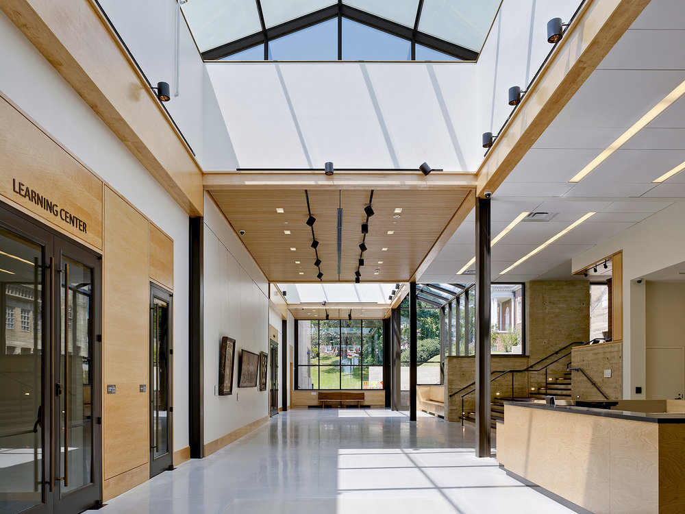 Mercer Museum Voith & Mactavish Architects Doylestown, PA