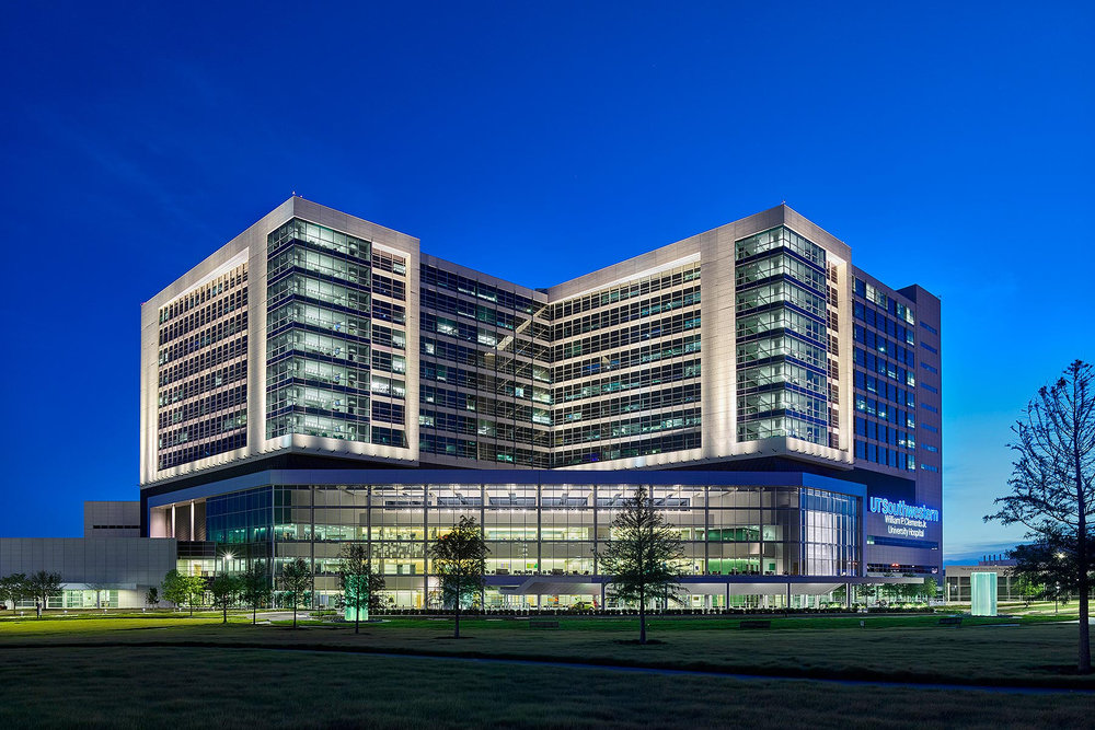 University of Texas Southwestern RTKL See More in  Healthcare