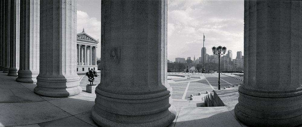 Art Museum Panorama