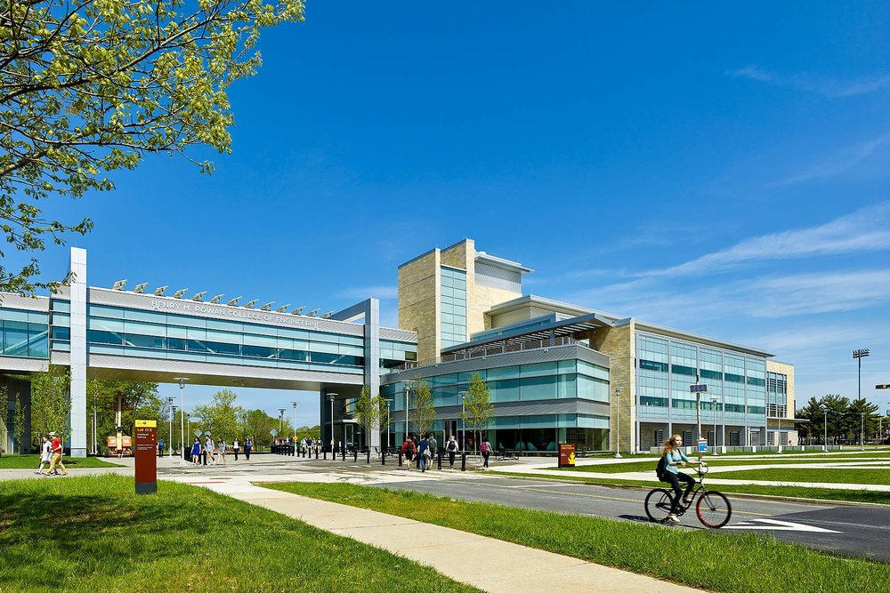 Rowan College of Engineering Clarke Canon Hintz Glassboro, NJ