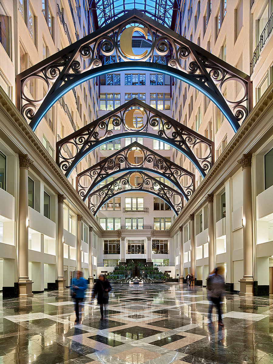 Curtis Center Voith & Mactavish Architects Philadelphia, PA