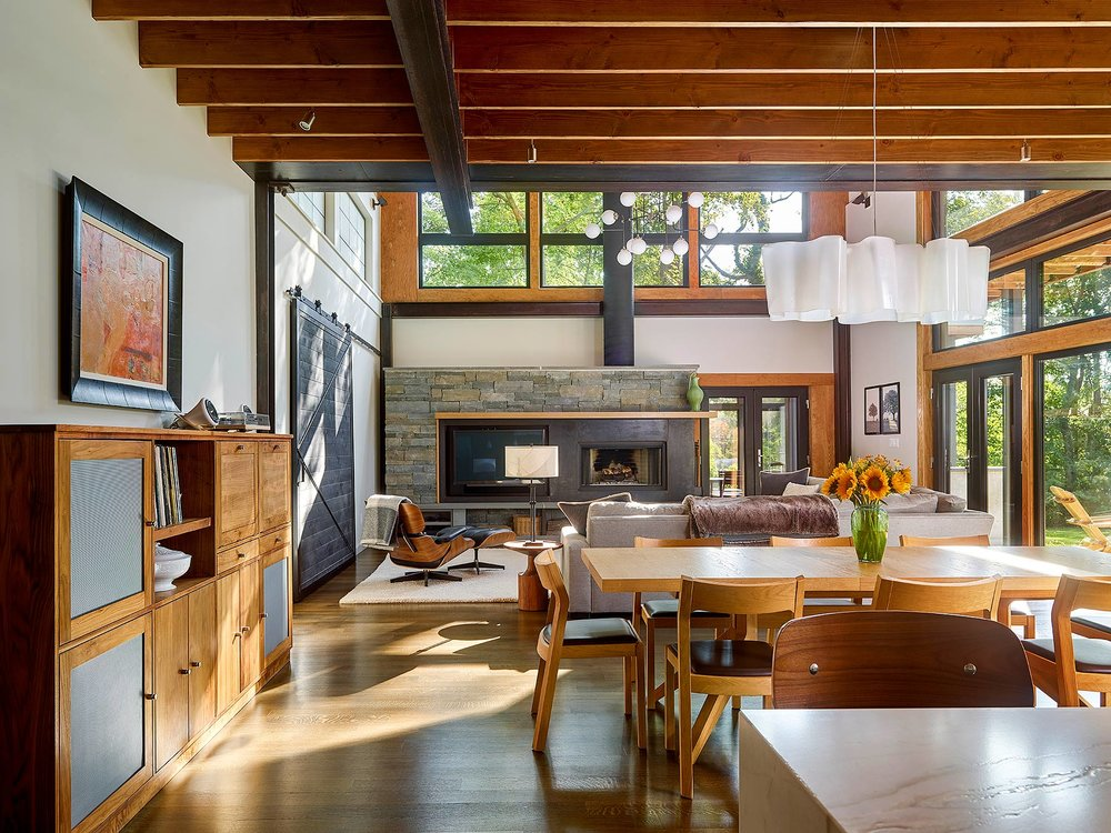 Private Residence Wyant Architecture