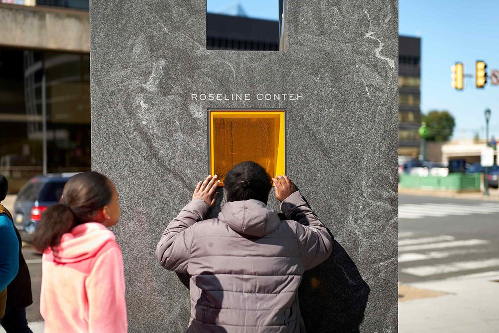 June 5th Memorial (Salvation Army) Scott Aker, Architect Philadelphia, PA