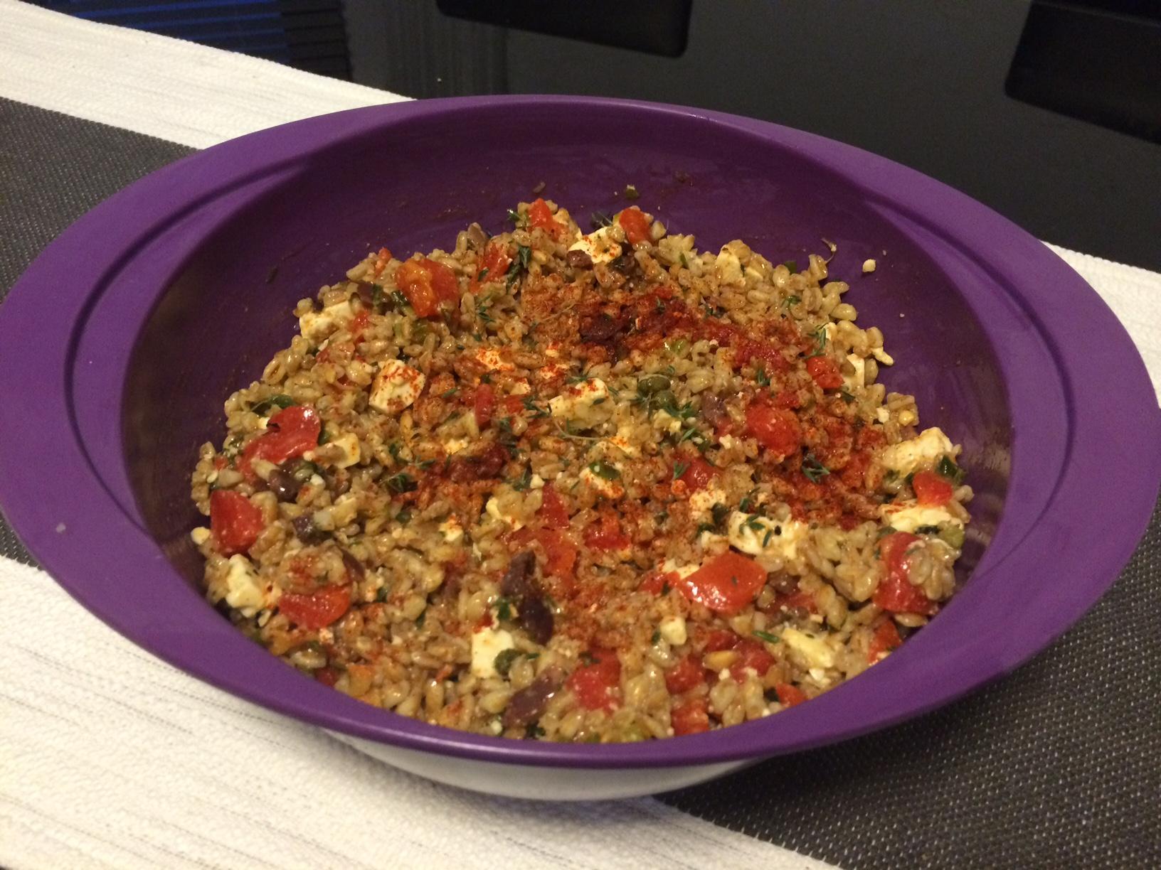 Farro Salad 3